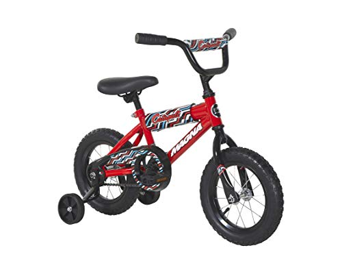Magna Catapult 12' Bike with Removable Training Wheels