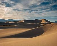 大人のためのパズル1000ピースジグソーパズル大人のための1000ピース子供大きな木製パズルDIYゲームおもちゃギフトアート-砂漠の砂丘