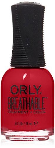 Orly Beauty - nagellak - ademend - Love My Nails, 18 ml, 1 stuk