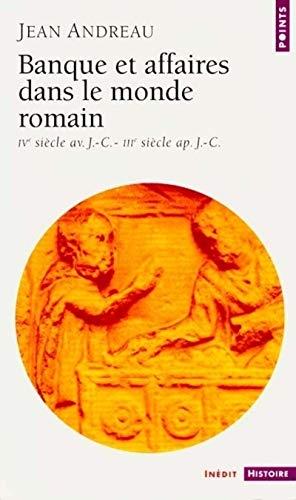 Banque et affaires dans le monde romain