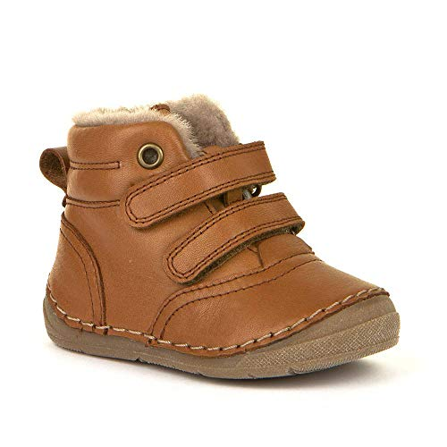 Froddo Unisex-Kinder G2110087 Child Ankle Boot, Cognac, 22 EU