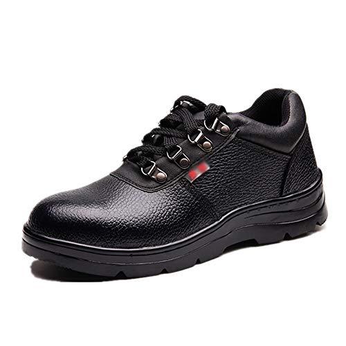 Sin marca Zapatos para Exteriores Gorras con Punta De Acero Zapatos De...