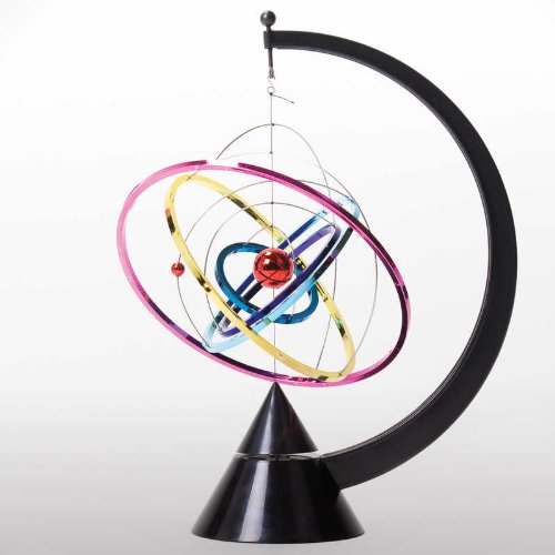 Tobar - 16721 - Mobile cinétique orbite multicolore