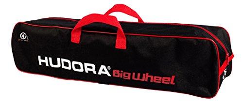 HUDORA Scooter-Tasche Big Wheel 125-180, schwarz/rot