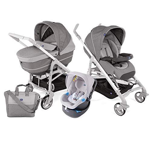 Kit de accessorios para silla de paseo Chicco Color Pack Special Edition color carb/ón