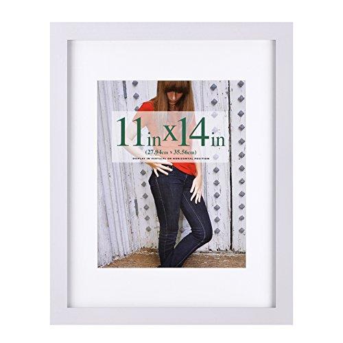11x14 white frame - 1