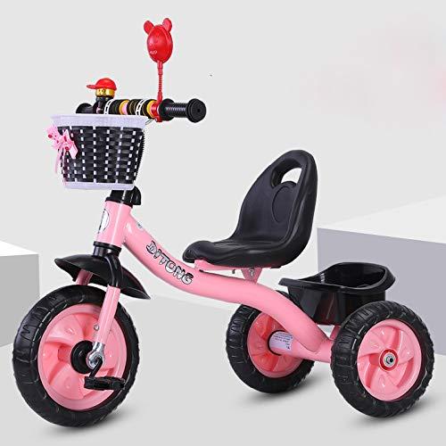 WIVION Triciclos Bebes 1 Año Bici 3 en 1 Plegable Bicicletas Estaticas...