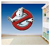 Solo Signs UK, Ghostbusters-Logo-Aufkleber, Vinyl,