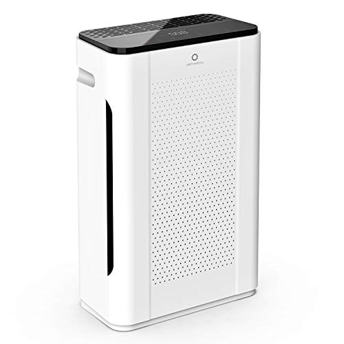 Our #4 Pick is the Airthereal APH260 UV Air Purifier