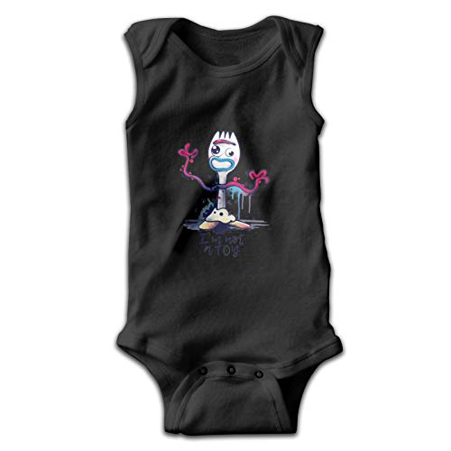 Bodysuits Forky-I'M Not A Toy - Camiseta de manga corta para bebé