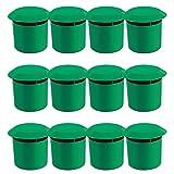 Gardigo Trappola per Lumache | Protezione Naturale dalle Lumache e dalle Chiocciole per il Giardino | Set da 12 Pezzi