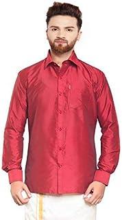 Men's Regular Fit Casual Shirt
