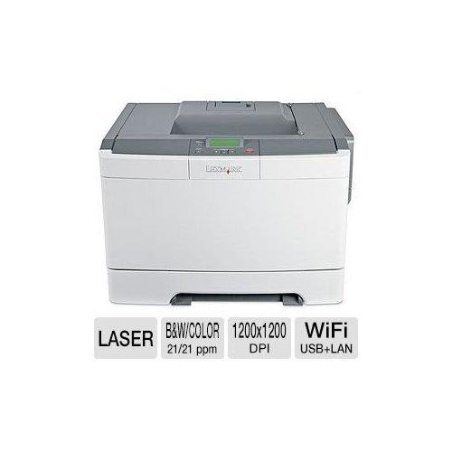 Lexmark C540dw WiFi Color Laser Printer / Duplex