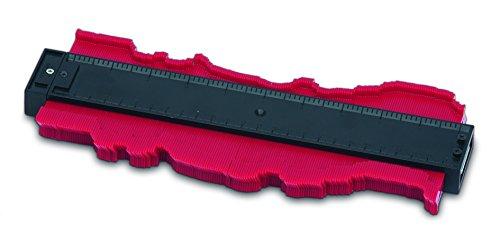 Rubi 70925 Plantilla de Formas, Rojo