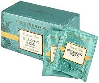 Desconocido FORTNUM & Mason - Breakfast Blend - 3 x 25 Umschläge insgesamt 75 Briefumschläge