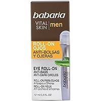Babaria Contorno Ojos en Roll-on Anti-Bolsas y Ojeras Vital Skin para Hombre - 12 gr