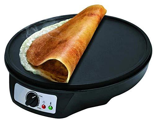 YesUK Laptronix 1000W 12' Electric Pancake Crepe Maker Machine Non Stick...