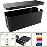 Best Cable Boxes - Cable Management Box, Cord Organizer and Cover Review