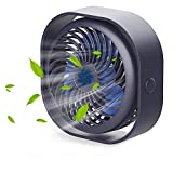 ✅ Potente vento e 3 velocità regolabili: la velocità del vento della prima, seconda e terza marcia della ventola USB Bestllin è di 3,9 m/s, 4,9 m/s, 5,9 m/s. Il vento forte ti farà sentire fresco anche in estate calda, puoi anche regolare il vento in...