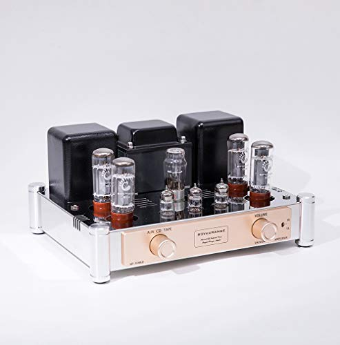 BoyuuRange MT-34 MKII EL34 Tube Hi-Fi Intergrated Amplifier Push-pull