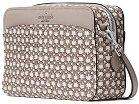 Kate Spade New York Spade Link Camera Crossbody bag in White Multi product image