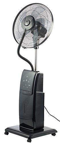 Sichler Haushaltsgeräte Sprühnebel Ventilator: Sprühnebel-Standventilator mit Anti-Insekten-Funktion, 100 W, Ø 40 cm (Wasser Ventilator)