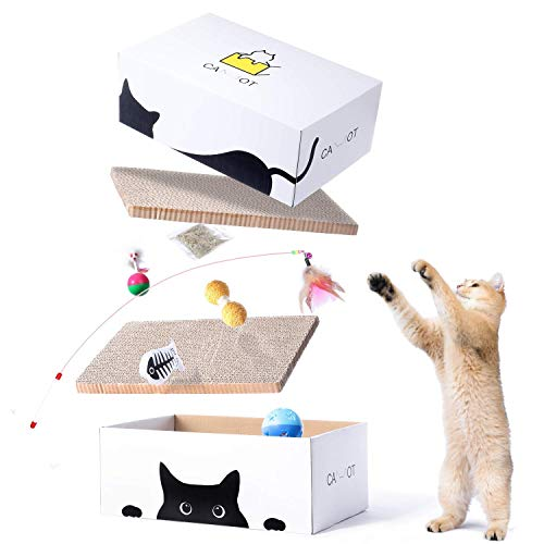 50% off Cat Scratch Box Use promo code: CATLOVEBOX There is no quantity limit