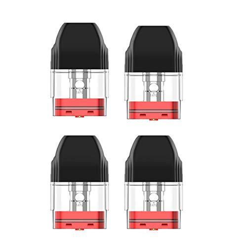 Cartucho Uwell Caliburn KOKO Atomizador de 2mL con bobina de 1.2ohm para Uwell Caliburn KOKO Pod System/Caliburn Vape