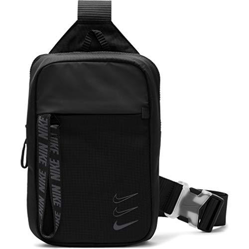 NIKE Sportswear Essentials, Unisex adulto, Negro/negro/gris ahumado