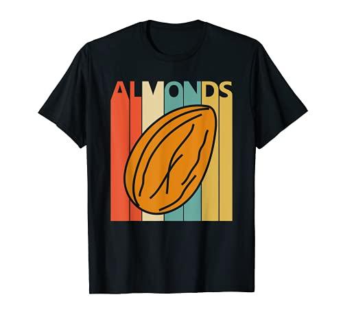 Vintage almendro Camiseta