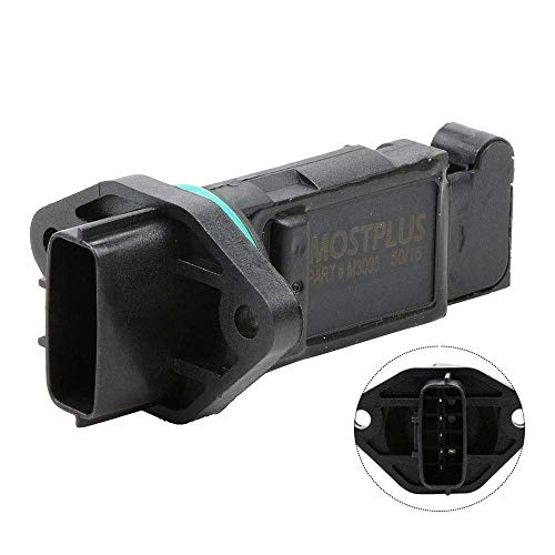 MOSTPLUS Direct Replacement Mass Air Flow Meter MAF Sensor Compatible with I35 Maxima Pathfinder 2002-2003 22680-6N201