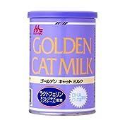 (まとめ買い)森乳サンワールド ワンラック ゴールデンキャットミルク 130g×1缶入 猫用 【×3】