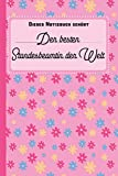 Dieses Notizbuch gehört der besten Standesbeamtin der Welt: blanko Notizbuch | Journal | To Do Liste für Standesbeamten und Standesbeamtinnen - über ... Notizen - Tolle Geschenkidee als Dankeschön