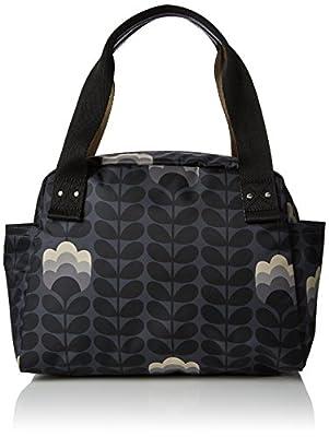 Orla Kiely Buttercup Stem Printed Zip Handbag