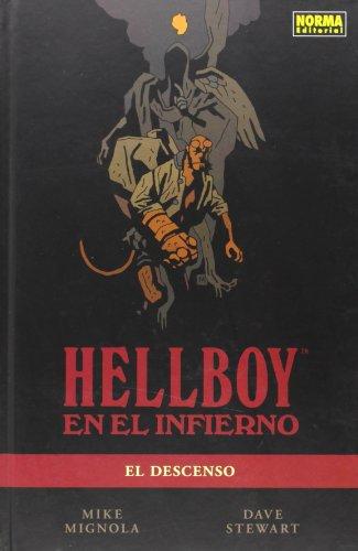 HELLBOY EN EL INFIERNO 1. EL DESCENSO (Hellboy (norma))
