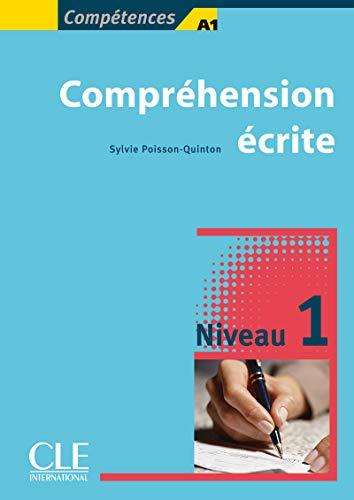 Compréhension écrite 1 - Niveau A1/A2 - Livre