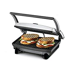 Nova NSG 2439 700 Watt Panini Grill Sandwich Maker