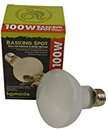 Komodo Basking Spot Lamp ES, 100 Watt