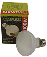 A specially designed basking lamp, ideal for tropical and desert species. Focused beam directs heat efficiently towards the basking site Optimum heat source for efficient thermoregulation and metabolism. Emits up to 90% of power as beneficial IR heat...