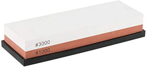 base /à support en caoutchouc pour aff/ûteur de pierre /à aiguiser corindon blanc faite par un professionnel SHARPP classe de ma/ître en pierre /à aiguiser /à grains abrasifs 20000 pour le polissage