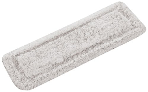 Leifheit Wischbezug EcoPerfect, aus Baumwoll- und Suprafasern, ohne Farbstoffe, saugfähiger Bodenwischer Ersatzbezug, Wischer Ersatzbezug für Steinböden und Fliesen