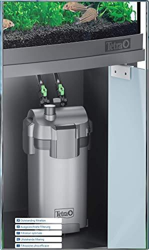 Tetra Aquarien Außenfilter EX 800 Plus (leistungstarker Filter für Aquarien von 100-300 L, Komplettset mit Ansaughilfe zum Schnellstart und Filtermedien) - 9