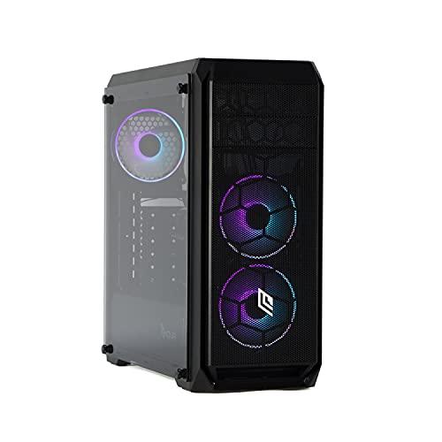 Mak Office R – Ordenador de sobremesa Intel i7 10700 K 8 Core 4,50 GHz Turbo, SSD NVME 1000 GB, RAM 16 GB 3000 MHz, con WiFi integrado, ordenador de oficina doméstica, HDMI Windows 10, PC montado I7