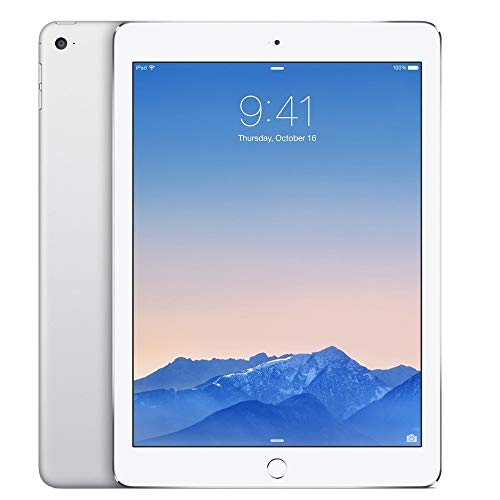 Apple iPad Air 2 64GB 4G - Plata - Desbloqueado (Reacondicionado)
