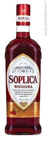 1 Flasche Wisniowka Soplica Kirschlikör 30% Alk. a 0,5L