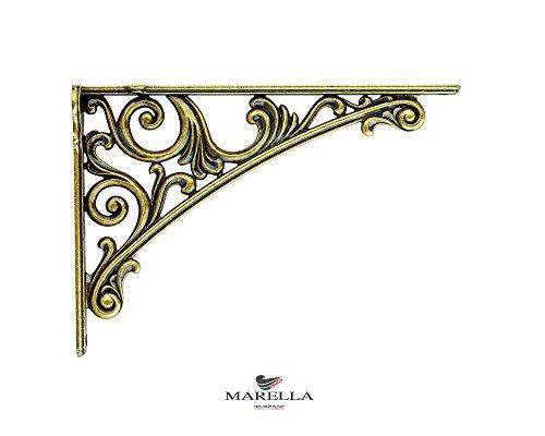 Marella Design plankhouder Interasse 200 mm Oro Di Valenza