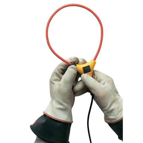 Fluke I2500-18 IFlex Flexible Current Probe, 2500A Current, 0.1A Resolution, 18