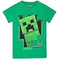 Minecraft Camiseta para niño 10 - 11 Años