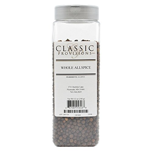 Classic Provisions Spices, Dried Leaves, Rich in Flavor for Snacks Chicken Salsa Guacamole and More, Oregano, Mexican Whole, 3 Ounce