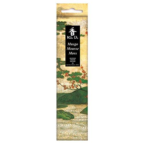 nippon kodo Incensi Giapponesi, resine, Multicolore, Taglia Unica